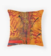 HIS Vase Throw Pillow