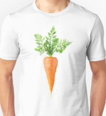 Carrot with big leaves T-Shirt