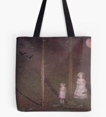 Three AM Tote Bag