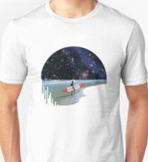 Surfer on Horizon T-Shirt