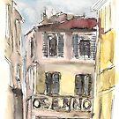 Old town center  by Kostas Koutsoukanidis