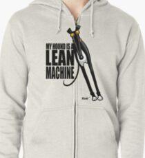 Lean Machine Zipped Hoodie