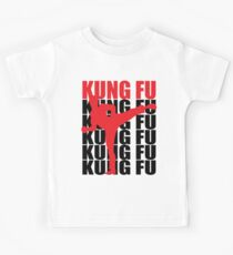 Kung Fu Kids Clothes