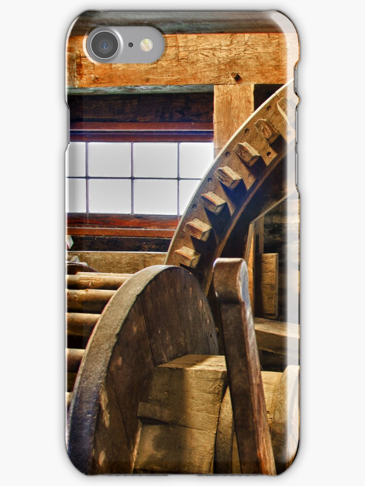 Inside the Mill by Anthony M. Davis
