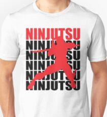 Ninjutsu Unisex T-Shirt