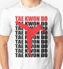 Tae Kwon Do Unisex T-Shirt