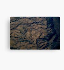 Stone Carving Canvas Print