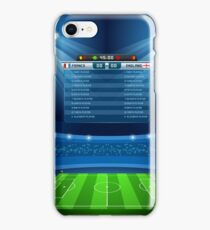 Football Stadium Background iPhone Case/Skin