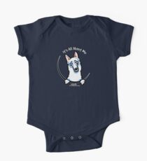 White German Shepherd :: Its All About Me One Piece - Short Sleeve