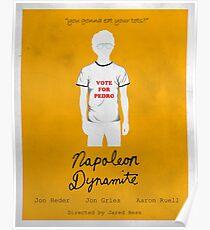 Napoleon Dynamite Minima Poster