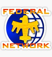 Federal Network: Do You Want to Know More? Sticker