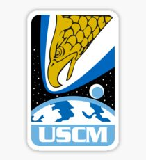 USCM Colonial Marines Sticker