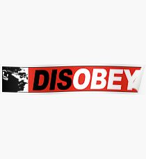 DISOBEY 2 Poster Poster