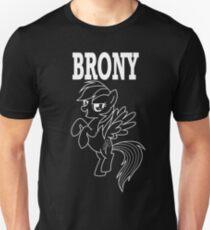 BRONY - RD (Black) T-Shirt