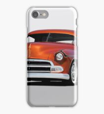 1951 Chevrolet Custom Coupe iPhone Case/Skin