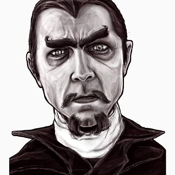 Bela Lugosi - White Zombie by idolofmanyhands