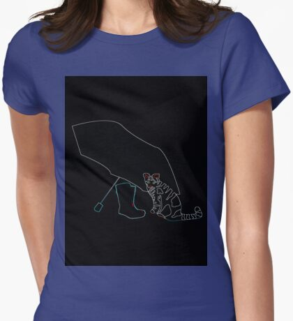 Neon Sweet Kitty T-Shirt