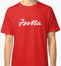 Isetta lettering Classic T-Shirt