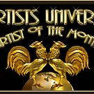 Artist Universe (Artist of the Month Banner) by Richard  Gerhard