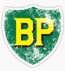 Vintage British Petroleum emblem Sticker