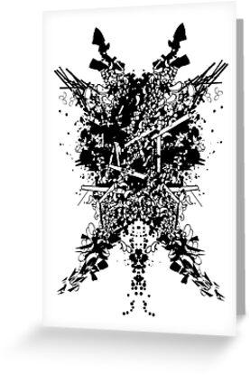 Abstract no. 7 by TenTimesKarma