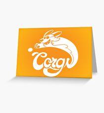 Corgi! Greeting Card