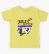 Turbolifts and Teleporters Kids Clothes