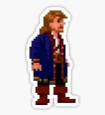 Guybrush (Monkey Island 2) Sticker