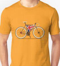 Love Bike, Love Britain Unisex T-Shirt