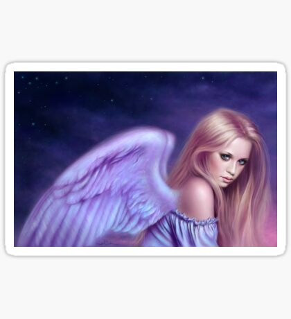 Seraphina Guardian Angel Sticker