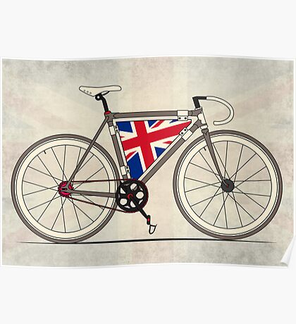 Love Bike, Love Britain Poster