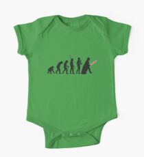 Human evolution Star wars Kids Clothes