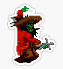 LeChuck (Monkey Island) Sticker