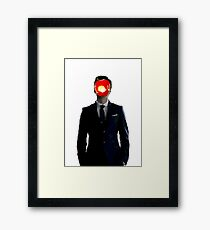 Moriarty - Son of Man Framed Print