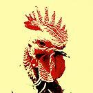 Funky Chicken by Chinita128