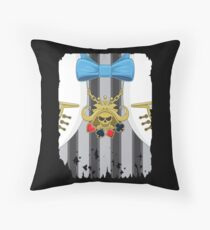 Le Bello the Magnificent Throw Pillow