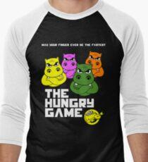 The Hungry Game Men's Baseball ¾ T-Shirt