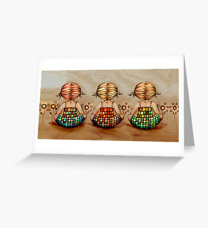 Soul Sisters Greeting Card