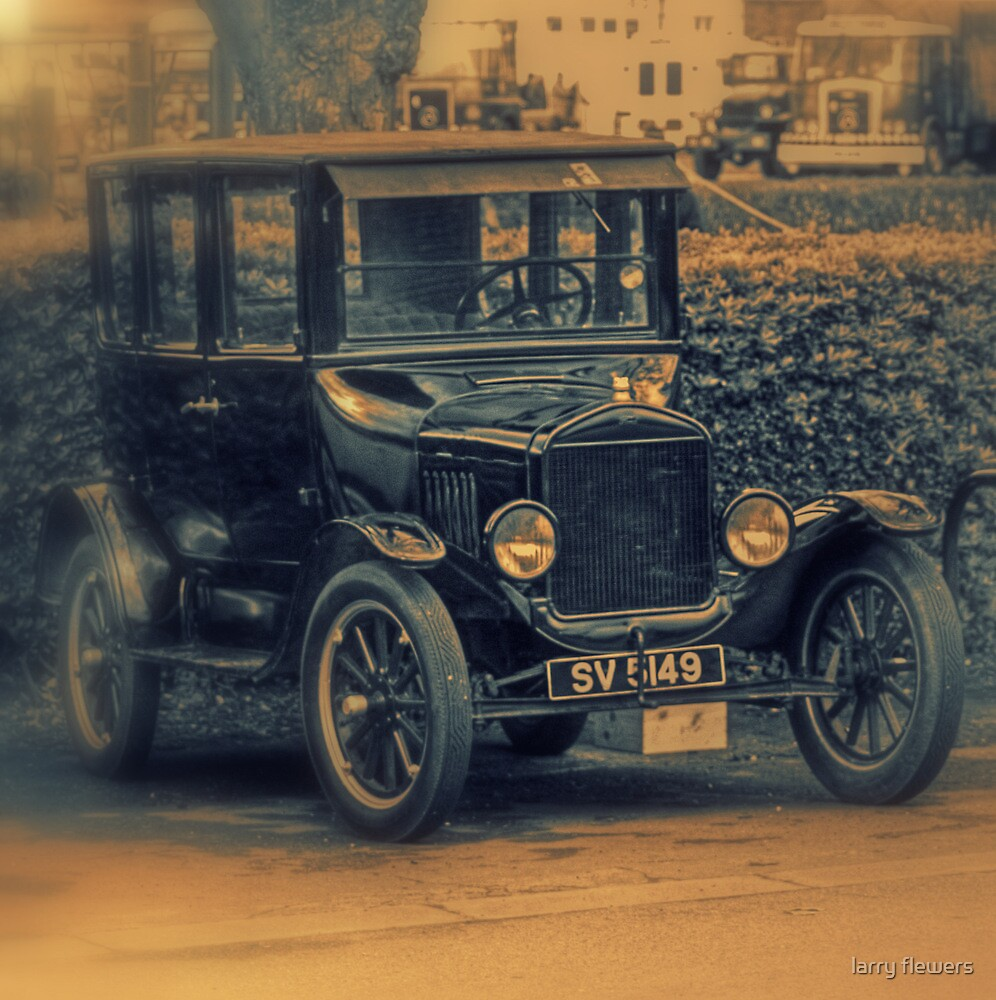 Ford Model T by larry flewers