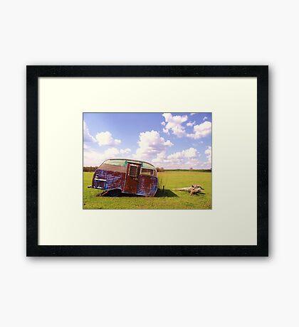 Scottie Framed Print