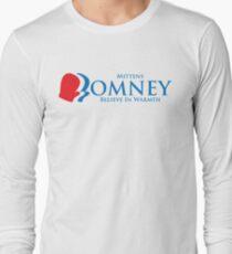 Mittens Romney Long Sleeve T-Shirt