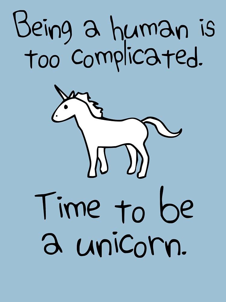 Tiempo para ser un unicornio de jezkemp
