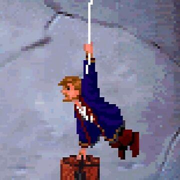 Monkey Island II by pixelskaya