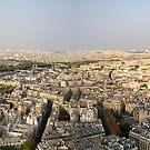 Paris Panorama at sunset by grorr76