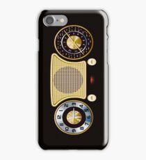 Vintage Radio Receiver iPod / iPhone 4 Case iPhone Case/Skin