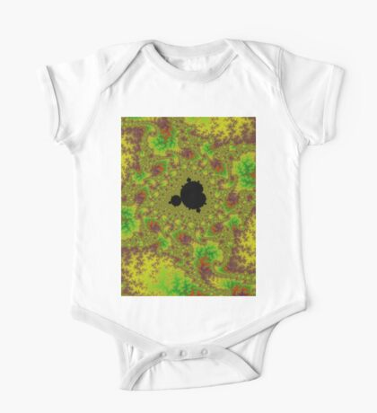 Wild Mandelbrot Kids Clothes