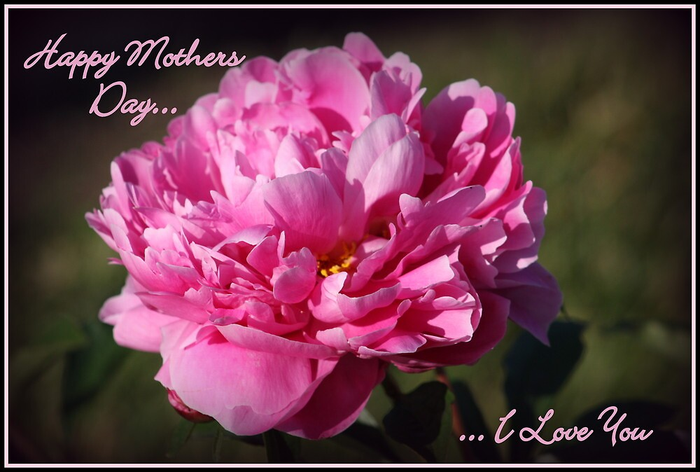 Mothers Day Card by rasnidreamer