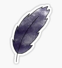Feather of the Skies Sticker
