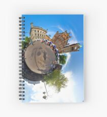Walled City Market, Guildhall Square, Derry Spiral Notebook