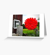 A Study in Scarlet Greeting Card